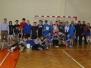 Turniej piłki nożnej halowej w kategorii chłopców (gimnazjum)