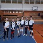 Siatkarski turniej w Lesku Kinder+Sport w trójkach