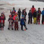 Zakończenie nauki narciarstwa alpejskiego dzieci z gm. Dukla