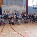 Rywalizacja w Kinder Sport grupy zachodniej dziewcząt w kat. czwórki (siatkówka)