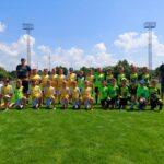 IV Obóz piłkarski sekcji MOSiR Dukla – drugi turnus, Sanok 2021