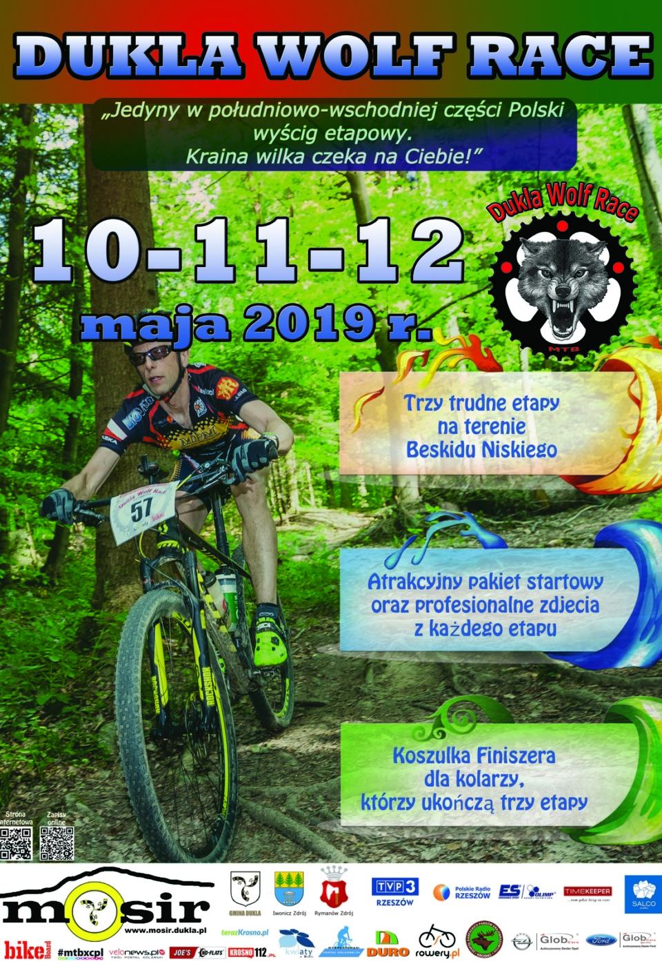 Dukla Wolf Race 2019m