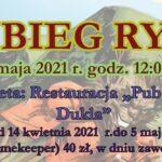 III Bieg Rysia, 9 maja 2021 r. zapisy ruszyły!