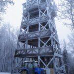 Można ponownie zwiedzać Wieżę Widokową (szczyt Góry Cergowa)